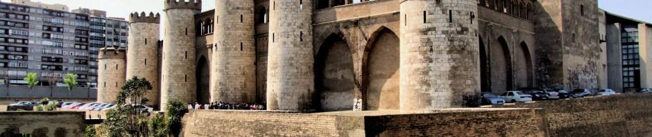 Palacio de la Aljafería - Zaragoza