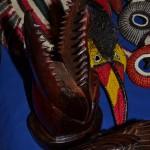 Embera Carving