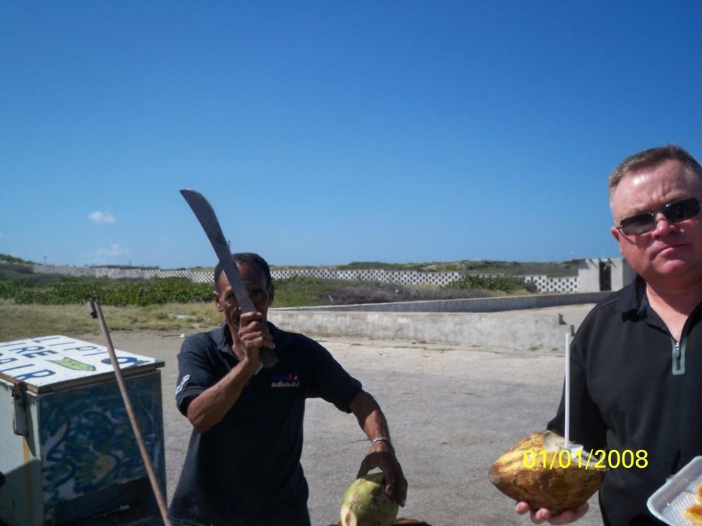 Coconut Aruba