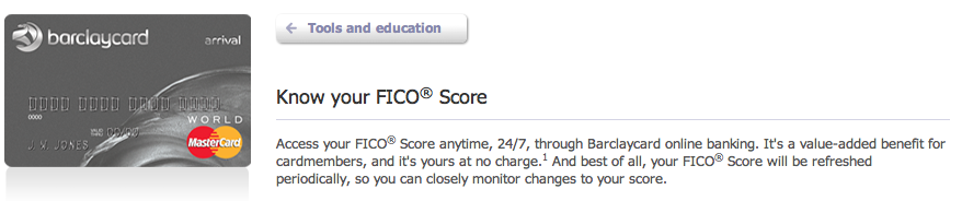 Current Fico Score