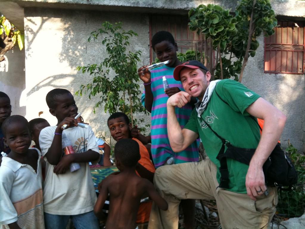 Haitian Friends