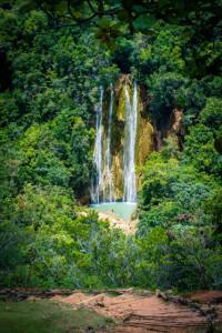 Dominican waterfalls
