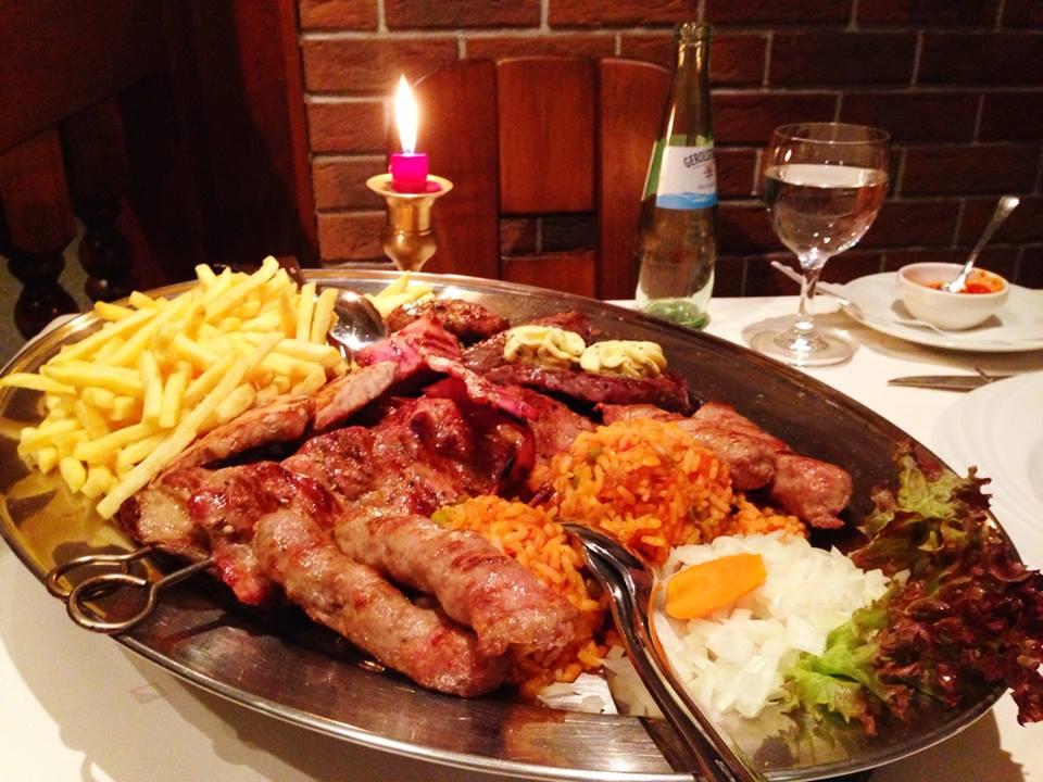 Meat in Germany