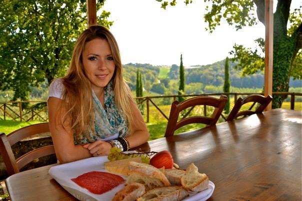 Nicole picnic