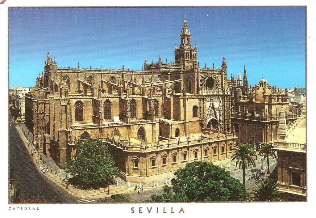 Sevilla-Cathedral