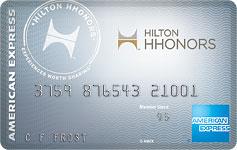 American Express Hilton Hhonors
