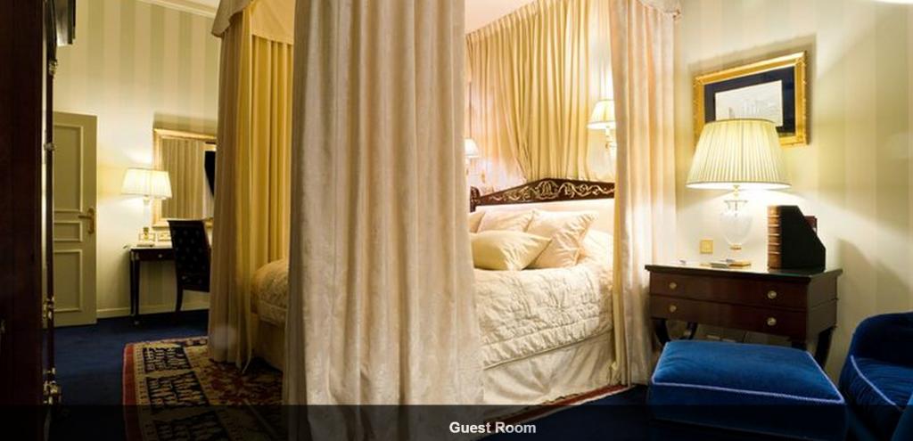 Paris Guest Room
